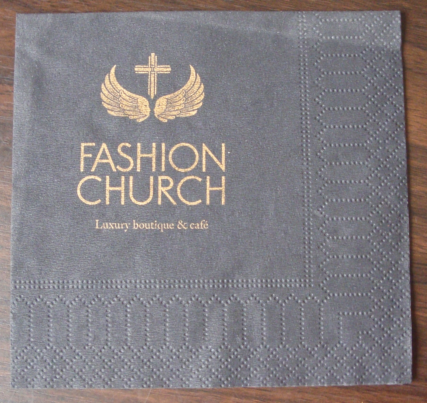 Fashion church