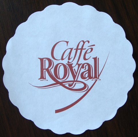 Rozetka - Cafe Royal